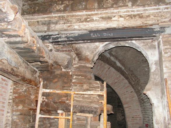 Estado inicial de los arcos geminados